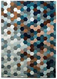 geometric rug pattern. Blue Geometric Rug Outstanding Best Ideas On Green Pattern For Area Attractive D