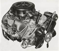 The 348 Cubic-Inch W-Series Engine