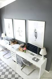 Ikea Home Office Desk Ideas Excellent Designer Furniture Desks Intended For