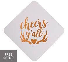 Wedding Coasters Wedding Coasters 400 Personalized Wedding Coasters Designs