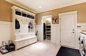 Mudroom Laundry Room Idea  Mudroom Laundry Room Features Design Utility Room Designs