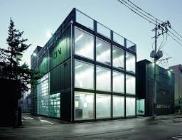 shipping container office building. interesting shipping theater space built from 28 shipping containers to container office building e