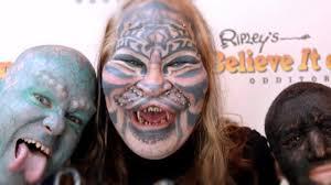 область исследования самые страшные тату в мире It оно отдыхает