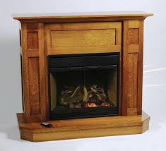 Electic Corner Fireplaces Electric Fireplaces Clearance Custom Amish Fireless Fireplace