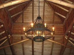 chandeliers large wrought iron chandelier custom chandeliers en coop forge blacksmiths throughout rustic de