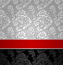 red and silver background. Brilliant Silver Seamless Decorative Background Silver With A Red Ribbon  Stock Vector  Colourbox On Red And Silver Background T