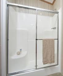 door showers decoration one piece shower stalls pic