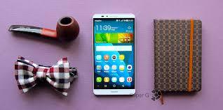 Обзор смартфона Huawei Ascend Mate 7