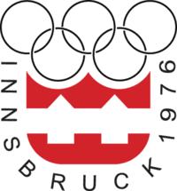 Зимние Олимпийские игры Википедия Эмблема зимних Олимпийских игр 1976