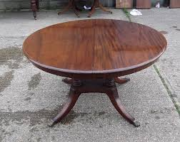 amazing antique furniture warehouse antique regency round extending table 19th century single 10 seater round