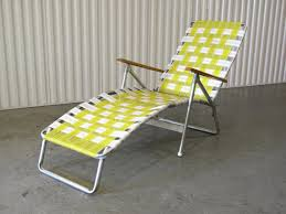 chair webbing. magnificent folding lawn chair lounger 1960s webbed beach lounge webbing
