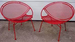 salterini outdoor furniture. Salterini Hoop Lounge Chairs. Russel Woodard Outdoor Chairs Furniture O