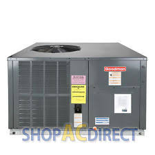 goodman 4 ton ac unit. item 4 3 ton 14 seer goodman gas electric all in one package unit gpg1436060m41 -3 ac
