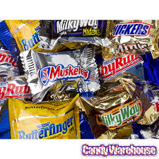 chocolate candy brands.  Brands Miniature Chocolate Candy Bars Assortment 240Piece Bag On Brands N