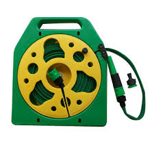 china flat hose reel available in size