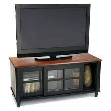 Bed With Tv Built In Thin Tv Stand Duke Distressed Natural Collection With Small For