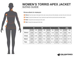 Womens Torrid Apex Jacket