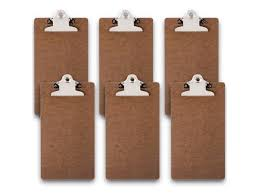 Saunders Legal Size Clipboards With High Capacity Clip