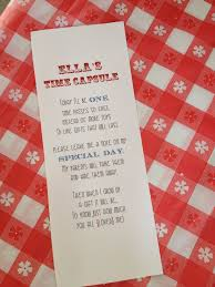 winter birthday party invitation wording awesome 1st birthday time capsule poem google search