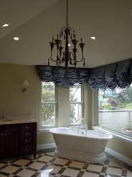 chandelier for sloped ceiling daze bathroom lighting a residential decorating ideas 0