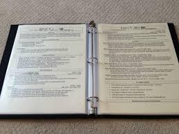 Resume Binder 15 Download Portfolio Folder Nardellidesign Com