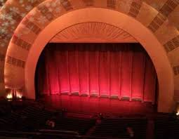 Radio City Music Hall Seat Views Section By Section