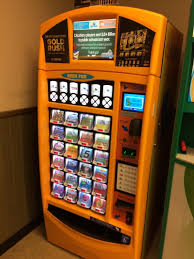 Lottery Vending Machines Near Me