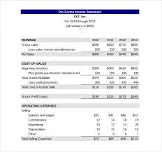 excel income statement income statement templates 21 free word excel pdf format