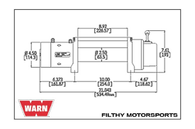 warn m wiring diagram wiring diagram and schematic lt2000 superwinch wiring diagram diagrams base