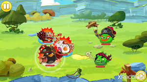Angry birds epic Ep 4 Bomb is the Bomb - YouTube