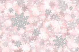 pink snowflake background. Simple Snowflake Christmas Winter Background Of Snowflakes Stars And Holiday Lights Stock  Photo Inside Pink Snowflake Background P