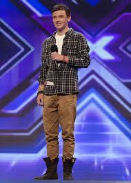 Teenager Bradley Johnson confessed to a troubled past - but the judges  found his singing hard to