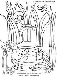 Small Picture Moses Coloring Pages Free Printables Red sea Sunday school