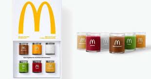McDonald's lança velas com aromas de hambúrguer