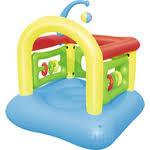Купить <b>Батут Bestway надувной 52122</b> BW 142х142х165 см ...