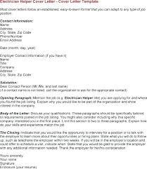 Electrician Cover Letter Electrician Cover Letter Entry Level Apprentice Electrician Cover 88