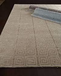 diona greek key rug