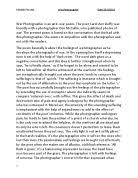war photographer essay gcse english marked by teachers com war photographer is an anti war poem