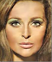 i was inspired to do a seventies style makeup tutorial after i got my new hot tools one inch curling iron one night i was trying out diffe styles on my