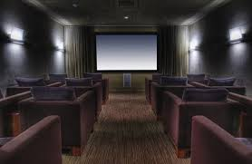 Home Theater Room Design Interesting Decorating Ideas