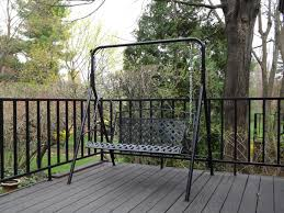 deck wrought iron table. Source Deck Wrought Iron Table