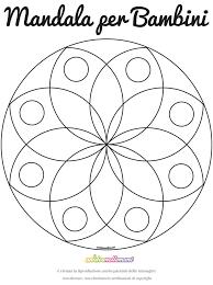 Disegno Mandala Fiore Di Loto 1 Da Colorare E Da Stampare