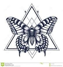 Butterfly Tattoo Dotwork Tattoo Graphic Arts Butterfly In