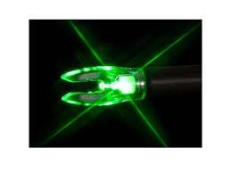 Nockturnal Fit Universal Size Green Lighted Nock Newegg Com