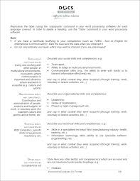 Resume Templates Copy And Paste Magnificent Copy And Paste Resume Copy Paste Resume Template Resumes New And Of