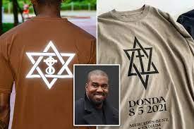 allegedly stealing 'Donda' album logo ...