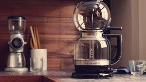Temperature is too hot or too cold. Siphon Coffee Brewer Quick Start Guide Kcm0812 Kitchenaid
