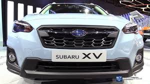 2018 subaru xv black. simple 2018 2018 subaru xv crosstrek  exterior interior walkaround world debut 2017  geneva motor show intended subaru xv black