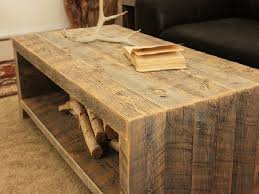Reclaimed Wood Coffee Table  Lets Have A Vintage Era U2013 Goodworksfurniture