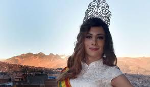 La competencia de belleza Miss Bolivia Trans, el arte detrás de la ...